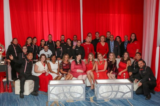 Hilton Clearwater Beach Resort & Spa Celebrates Multi-Million Dollar Renovation With Spectacular Party