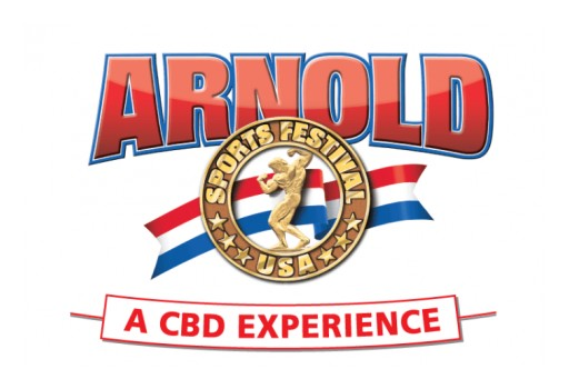 The Arnold Sports Festival, the World's Largest Multi-Sport Exhibition, and CBD Today Partner to Produce First-Ever 'Arnold CBD Experience', March 5-9, in Columbus, Ohio