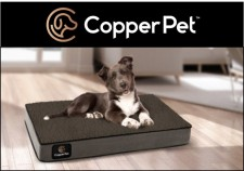 The CopperPet™ Bed
