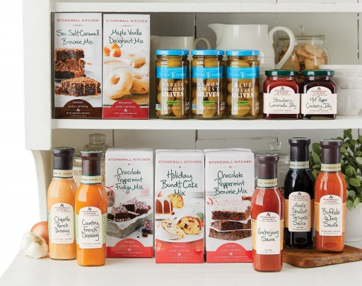 Maine Specialty Food Producer Stonewall Kitchen Launches Over 30 New Products