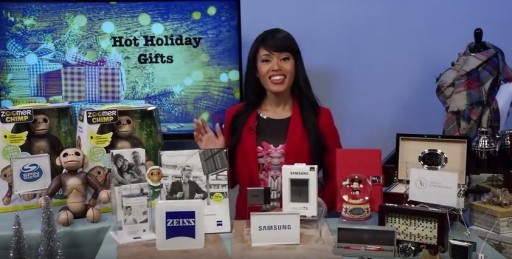 Tech Expert Desi Sanchez Provides an Early Look at What Will Be Hot for the Holidays!