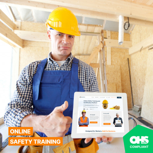 Online Health and Safety Group Training Solution Allows Employers to Train a Large Workforce at Once