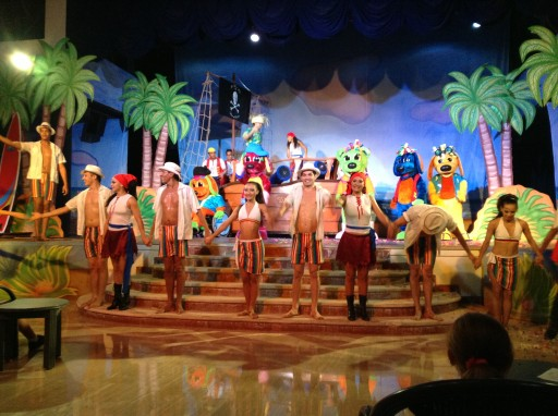 Raggs Characters Star in Grand Palladium Live Shows with Dancers from Over 20 Countries
