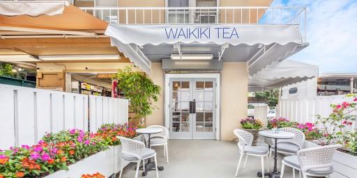 Waikiki Tea Announces Official Opening in Honolulu, Hawaii