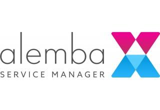 Alemba Service Manager logo