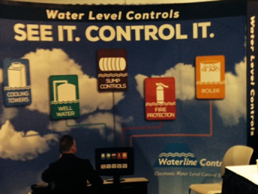 Waterline Controls Debuts New Water Saving Product at Weftec 2015