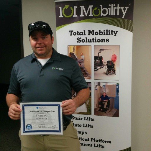 Certified: Mobility Installer Seizes on Michigan's Legislative Opportunity