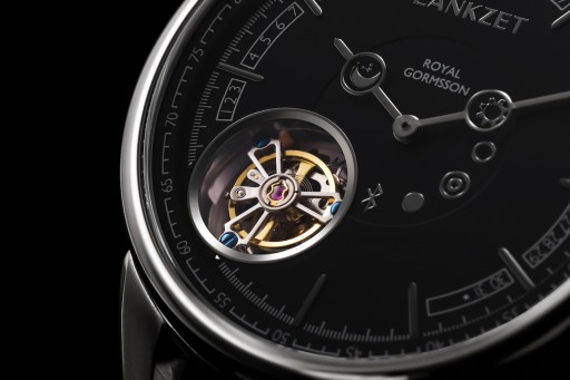 Lankzet Announces the Launch of Their Latest Affordable Tourbillon Luxury Smartwatch