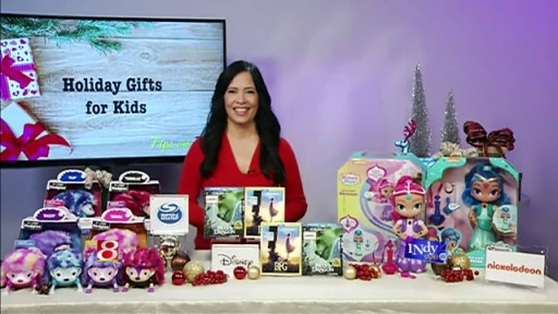Holiday Historian Aileen Avery Provides Super Cool Tips for Choosing Gifts for Kids