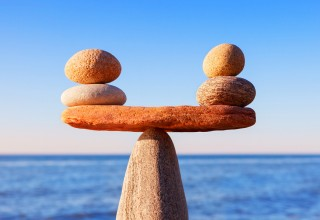 Balancing in a Business Setting