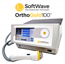 SoftWave OrthoGold 100 device