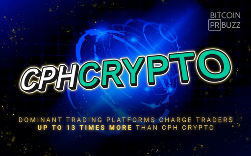 Dominant Trading Platforms Charge Traders Up to 13 Times More Than CPH Crypto