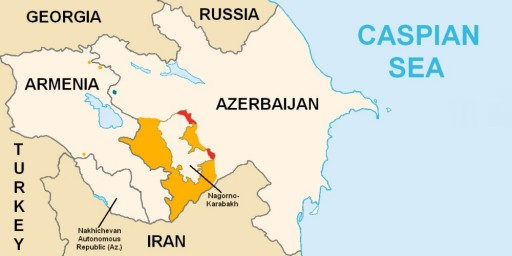 South Caucasus Engaged in Heavy Fighting - Geopolitical Club