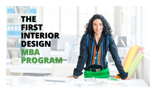 First-Ever MBA Program Announced for Interior Design! IDMBA Now Enrolling