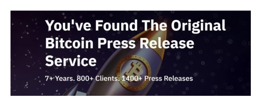Bitcoin PR Buzz Launches Guaranteed CoinTelegraph and Bitcoin.com Publication With $1000 Discount and Free Consultations