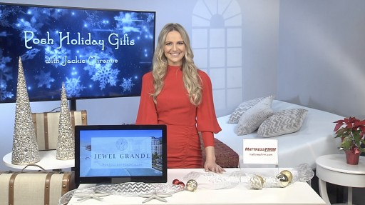 Posh Holiday Gifts Shared by Celebrity Lifestyle Expert Jackie Miranne on Tips on TV Blog