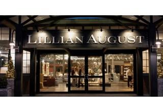 Lillian August Design Center Norwalk store