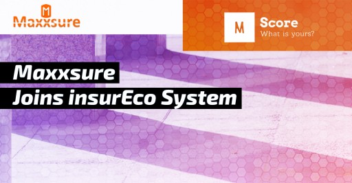 Maxxsure Announces Integrated Cyber Assessment and Scoring With insurEco System