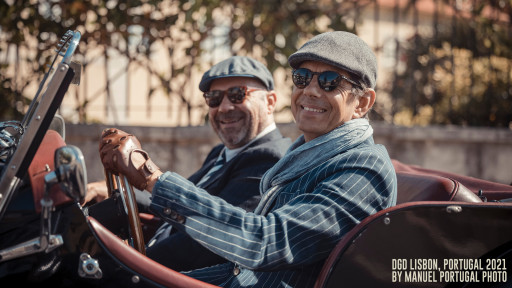 The Inaugural Distinguished Gentleman's Drive Unites Thousands of Stylish Classic Car Drivers Around the World in Its First-Ever Charity Drive