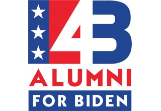 43 Alumni for Biden