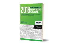 The 2018 eDiscovery Buyers Guide
