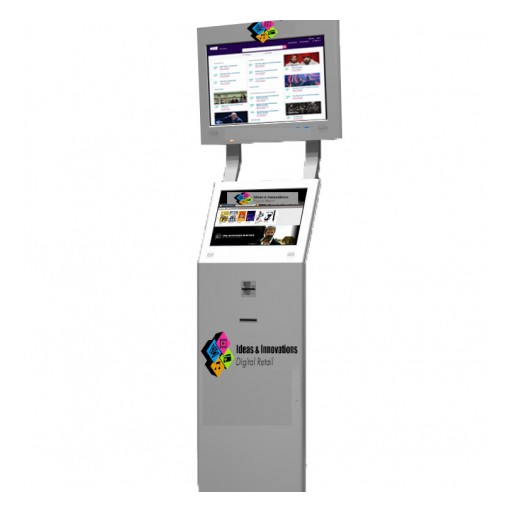 Ideas & Innovations Premieres Innovative Ticketing Kiosk