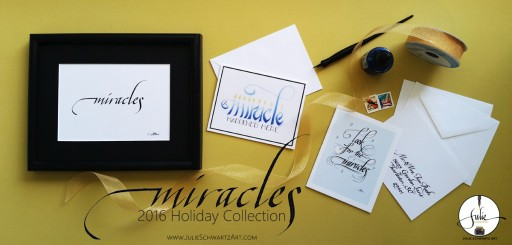 Celebrate the Miracles of the Holiday Season With This Top-Selling Artist's New Gift Collection