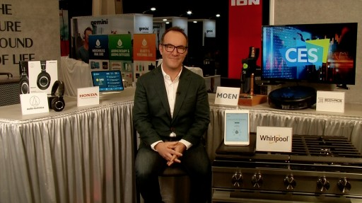 Paul Hochman at the 2019 CES the World's Biggest Consumer Electronic Show Shares His Picks With Tips on TV Blog