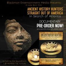 Pre-Order Ancient History Hunters: Straight Out of America Documentary
