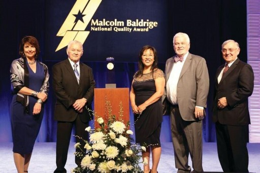 Southcentral Foundation Accepts Second Malcolm Baldrige Award