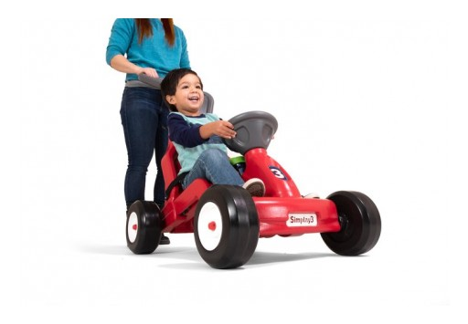 American Manufacturer Simplay3 Introduces the Fold & Go Rally Racer