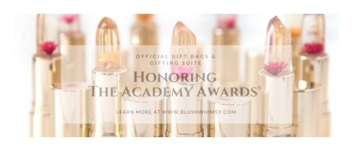 Magical Lipsticks by Blush & Whimsy to Be Included in 'Everyone Wins' Nominee Gift Bag on Hollywood's Biggest Night