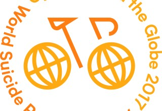 Cycle Around the Globe for World Suicide Prevention Day