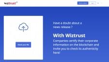 Wiztrust Website