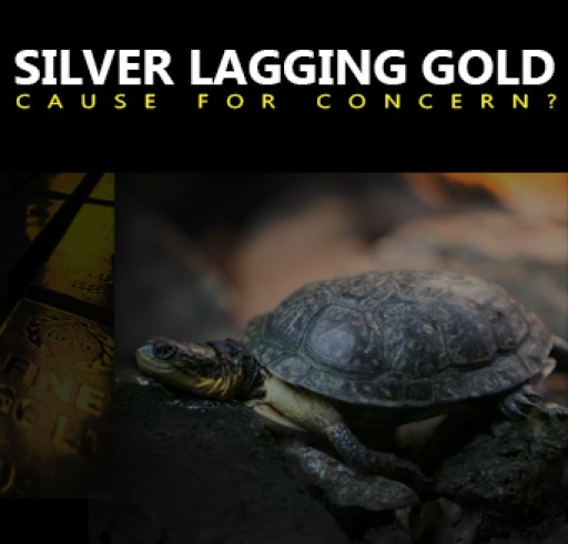 Silver Lagging Gold - Cause for Concern?