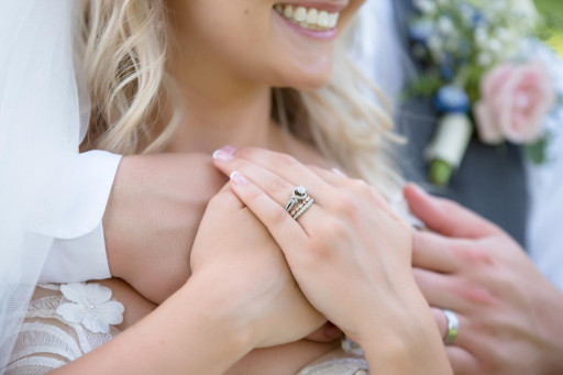 Say 'I Do' With Two Stackable Wedding Bands From Thom Duma Fine Jewelers