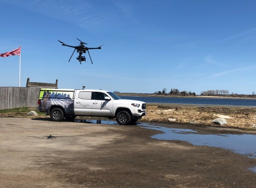 Bryant Associates, Inc. Announces New Drone Mapping/Photogrammetry Capabilities