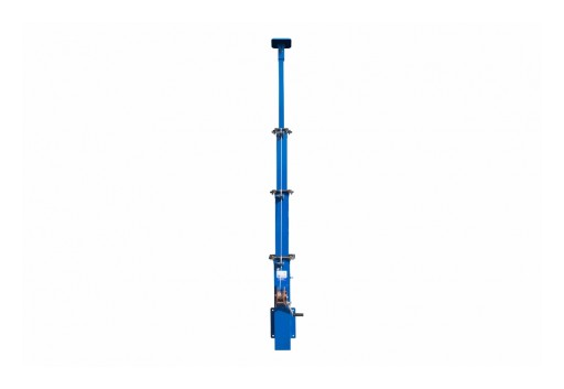 Larson Electronics Releases Four-Stage Telescoping Mini Light Mast, 6' to 15' Tower, 360-Degree Rotation