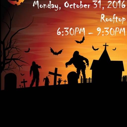 TENTEN Wilshire Halloween Happy Hour: Zombies and Monsters Welcome