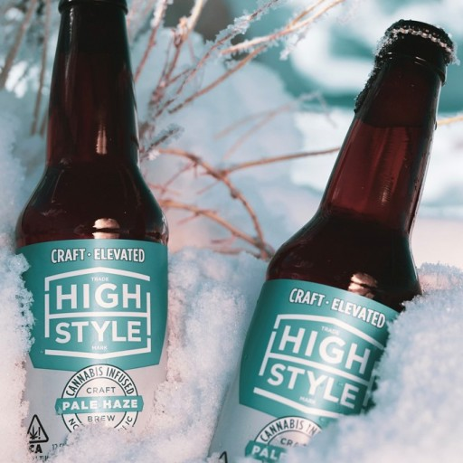 High Style Brewing Company Launches 'Coastal Haze,' California's First Alcohol-Removed, Cannabis-Infused Craft Beer