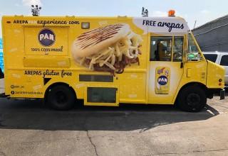 Arepa P.A.N. Experience Food Truck 2018