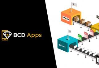 BCD Apps logo
