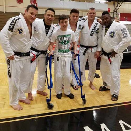 Missouri Man Fights Cerebral Palsy Using Martial Arts