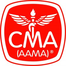 CMA (AAMA) logo