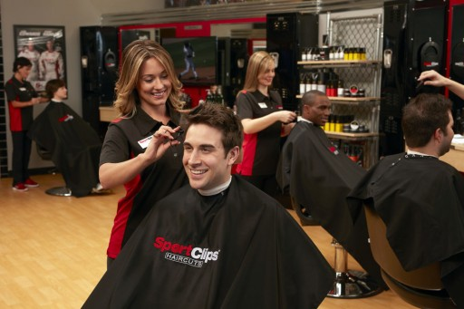 Sport Clips Haircuts of Warrington to Host Weeklong Haircuts With Heart Benefit