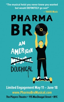 PharmaBro Playbill Image