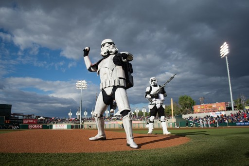David Calvert Celebrates 10 Years as Official Team Photographer for Reno Aces