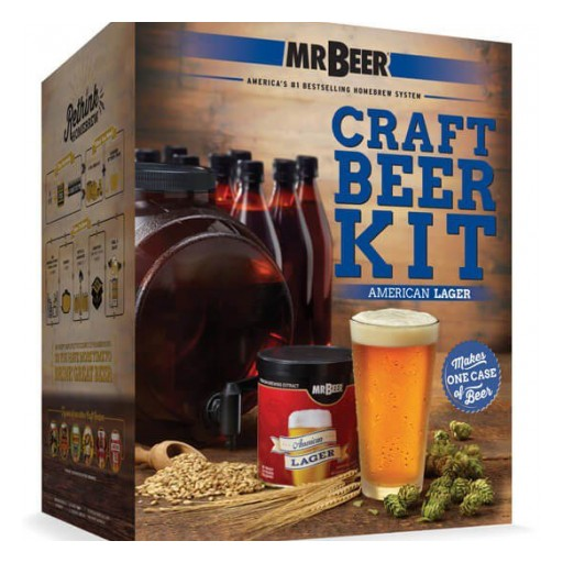 Mr.Beer Launches 12 New Kits to Simplify Craft Beer Brewing From Home