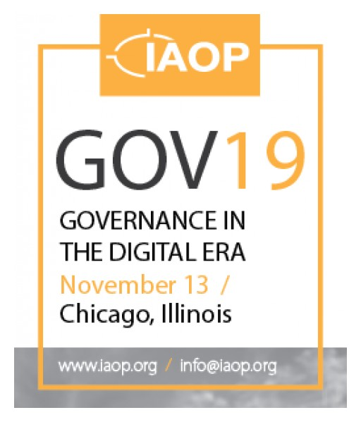 IAOP Announces Power-Packed One-Day Forum on Governance in the Digital Era