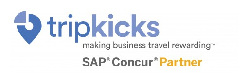 Tripkicks Integrates With SAP Concur, Continuing Its Mission to Make Business Travel Rewarding